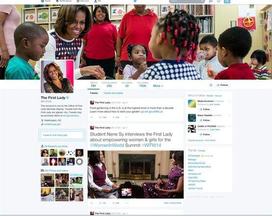 Yeni bir görünüm Twitter Facebook'un profil sayfalarına geçen bir benzerlik daha fazla ayılar